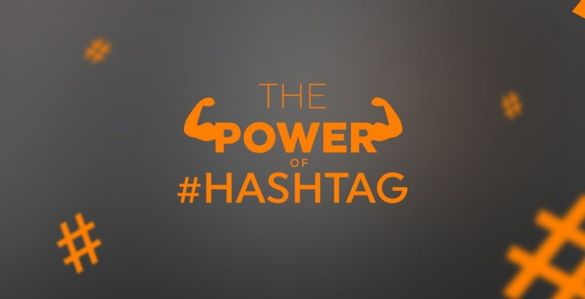 the power of #hashtag